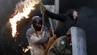 Photo of Украина. «Жила грешно и умерла смешно»