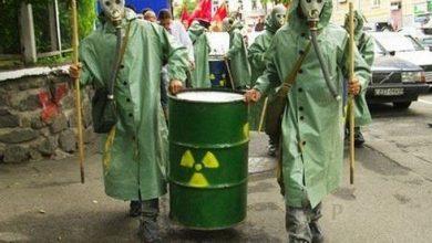 Photo of Американцы возят по Киеву ядерное топливо… Жёлто-голубых рабов не жалко