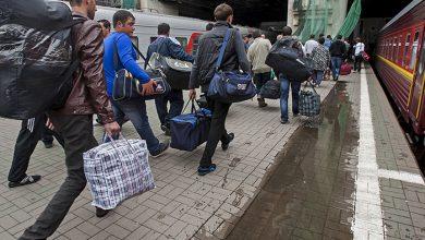 Photo of Люди бегут с Украины, как из сожженной страны