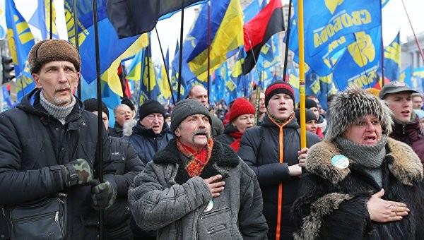 Борьба украинских элит как признак катастрофы