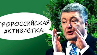 Photo of Порошенко уже бьёт избирателей и срывает с них шапки