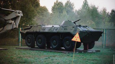 Photo of Путчисты бросили в Донбасс войска на радиоактивной бронетехнике