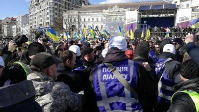 Photo of Одиозный диктатор в центре Киева спровоцировал столкновения
