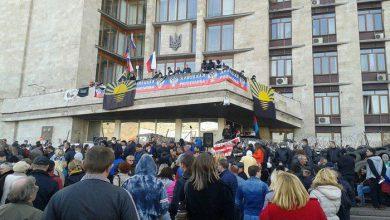 Photo of В Донецке отмечают пятилетие провозглашения ДНР — они выбрали свободу