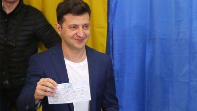 Photo of Зеленский побеждает диктатора на выборах президента Украины
