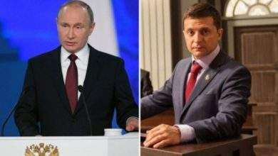 Photo of «Зеленский – это украинский Путин»