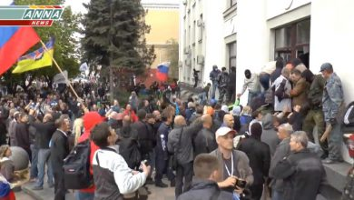 Photo of Пятая годовщина взятия луганчанами ОГА и УВД