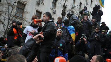 Photo of «Третий майдан» имени Петра Порошенко
