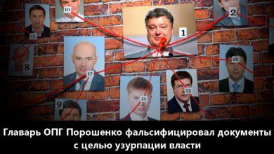 Photo of Экс-диктатору вменяют фальсификацию документов и незаконные кадровые назначения