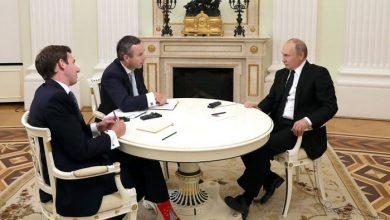 Photo of Большое унижение от Путина