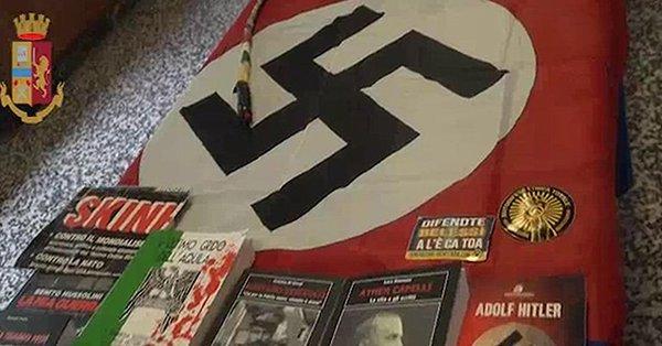 Украинские нацисты создали схроны с оружием в Италии