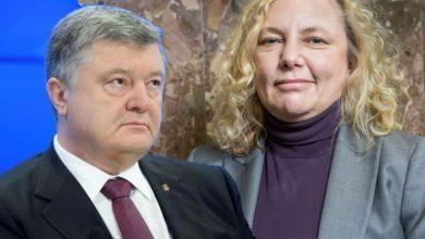 Photo of Куратор агента Порошенко — сотрудник ФБР Карен Гринвей
