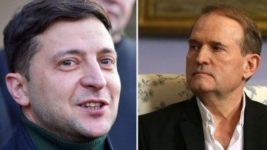 Photo of Банда Зеленского начала охоту на Медведчука?
