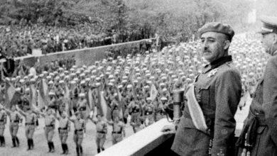 Photo of Перезахоронение фашиста Франко