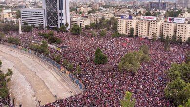 Photo of Социальный взрыв против капитализма в Чили