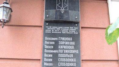 Photo of За что укропатриота повесили в 1945 году в центре Ровно