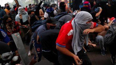 Photo of В Чили не утихают антикапиталистические протесты