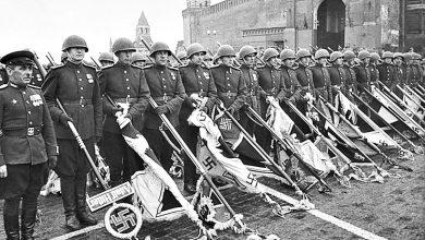 Photo of Польский «Фейсбук» заблокировал снимок с Парада Победы 1945 года