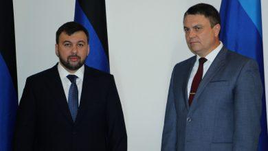 Photo of Совместное заявление глав Л/ДНР