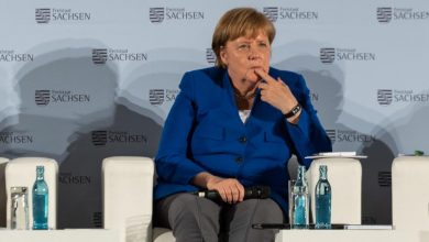 Photo of Меркель поднимает ставки перед встречей в Париже