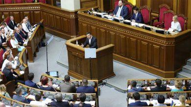 Photo of Ария Зеленского голосом Порошенко