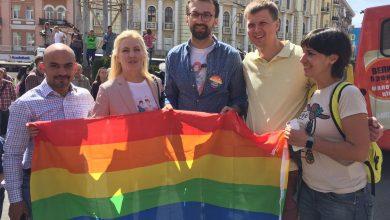Photo of Дырка от бублика и евробудущее укро- ЛГБТИКАП-сообщества