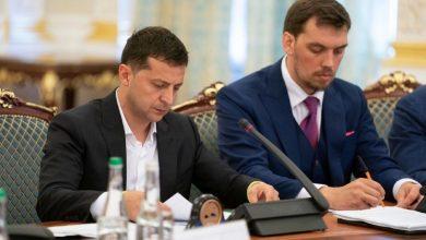 Photo of Зеленский не стал отправлять Гончарука в отставку
