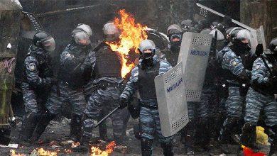 Photo of Бойцы «Беркута» несут смертельную угрозу майданной диктатуре