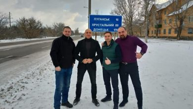 Photo of Два экс-беркутовца освобождённых по обмену вернулись в Киев