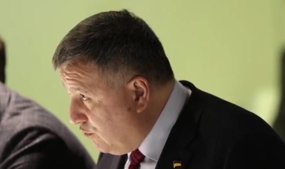 Арсен Аваков - хозяин нацистских банд на Украине