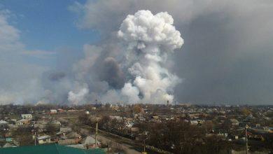 Photo of Взрывы в Балаклее организовал украинский спецназ «Сармат»