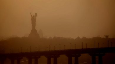 Photo of Воздух в Киеве отравлен
