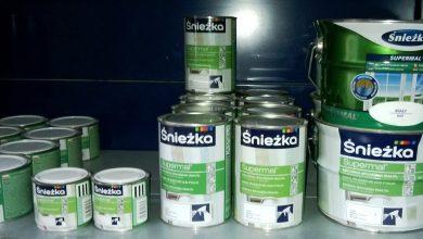 Photo of Эмаль по металлу Sniezka и материалы для ремонта от компании Okoloremonta