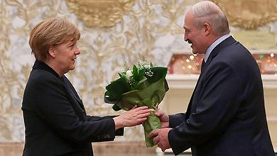 Photo of Президент Белоруссии отказался разговаривать с канцлером ФРГ