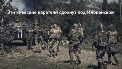 Photo of Кто виноват в разгроме киевских карателей под Иловайском?
