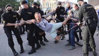 Photo of Агрессия Запада против государственности Белоруссии — 6-й день