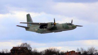 Photo of Под Чугуевом упал военный самолёт — 27 погибших