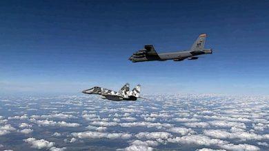 Photo of Американские B-52 над Мелитополем: шароварные вертухаи очень рады