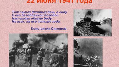 Photo of 22 июня: война и лимитрофы