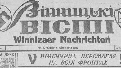 Photo of Украинизация – школы, газеты и концлагеря